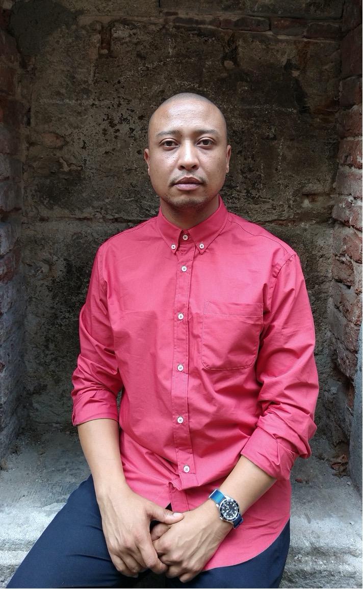 Photo of Duane Jethro.