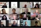 Screenshot of the APC Research Development Workshop. Photo courtesy Rifqah Kahn.
